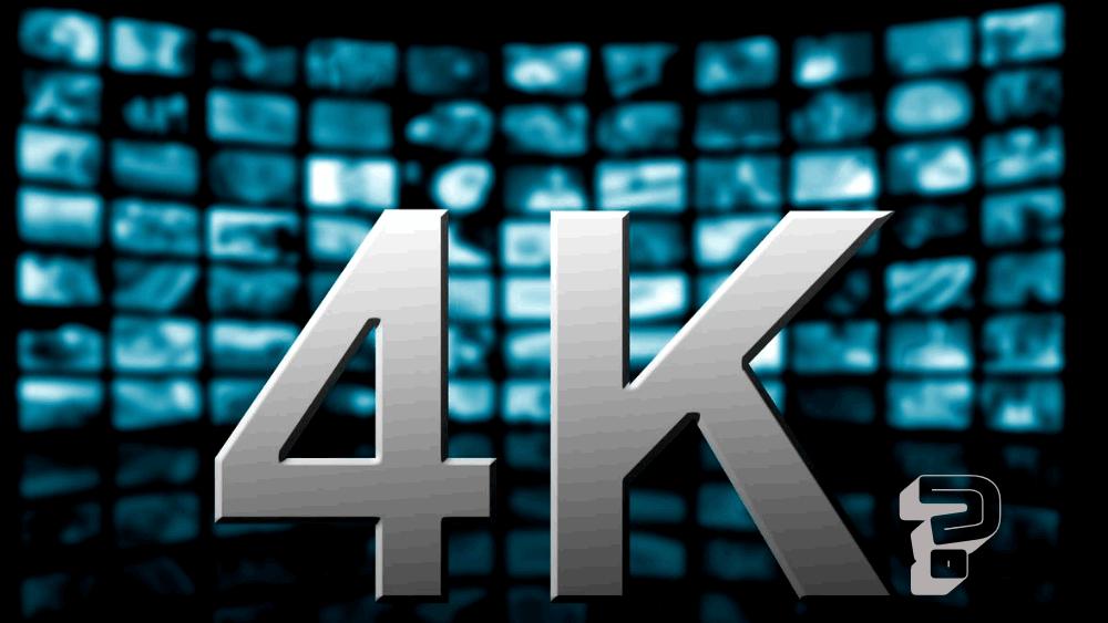 4K monitor necessary to edit 4k video?