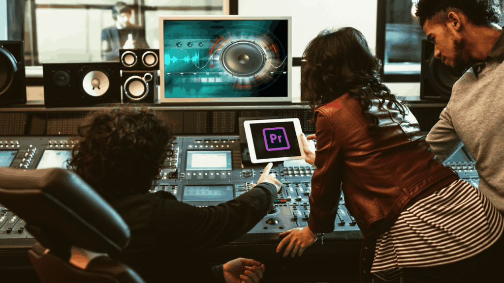 premiere pro good for audio editing